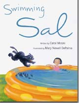 Swimming Sal by Carol Molski, illustrated by Mary Newell DePalma